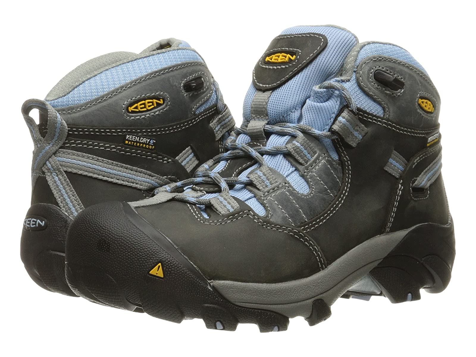 Keen Utility Detroit Mid Soft ToeAffordable and distinctive shoes