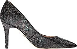Black Multi Iridescent Sequins