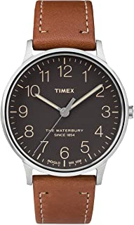 Timex Casual Watch For Unisex Analog Leather - TW2P95800