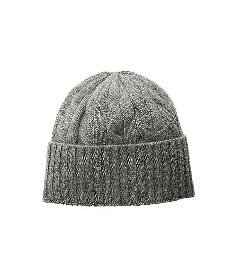 Polo Ralph Lauren Cashmere Classic Cable Hat 468c4f7337e
