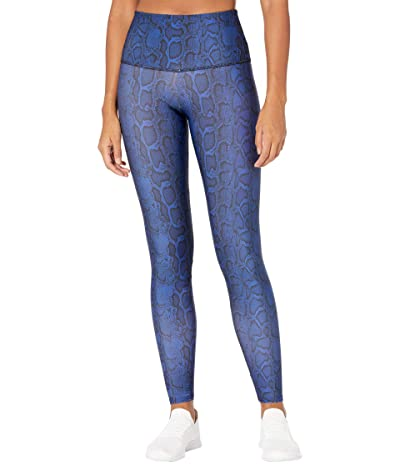 Onzie Henna High-Rise Graphic Leggings (Sapphire Viper) Women