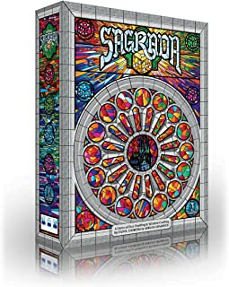 Sagrada - Board Game by Floodgate Games