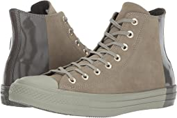 Converse - Chuck Taylor® All Star Color Block Nubuck Hi