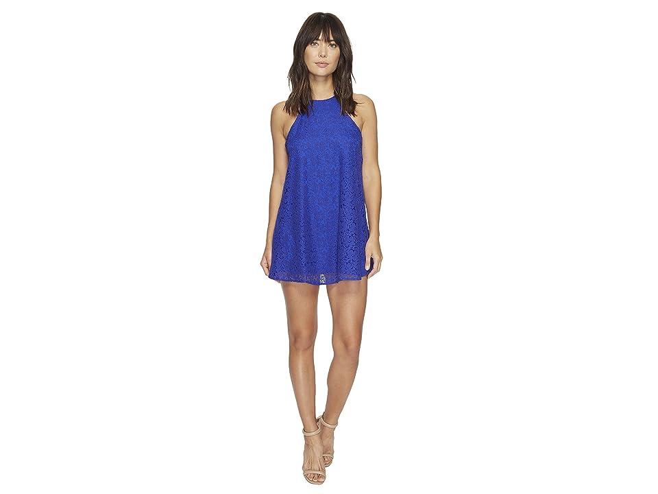 Lucy Love Charlie Dress (Sapphire) Women