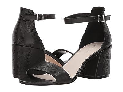 Kenneth Cole New York Hannon (Black Leather) Women