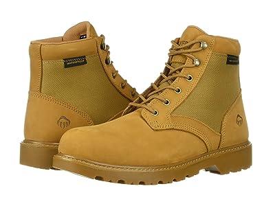 Wolverine Heritage Field Boot Soft Toe (Wheat) Men