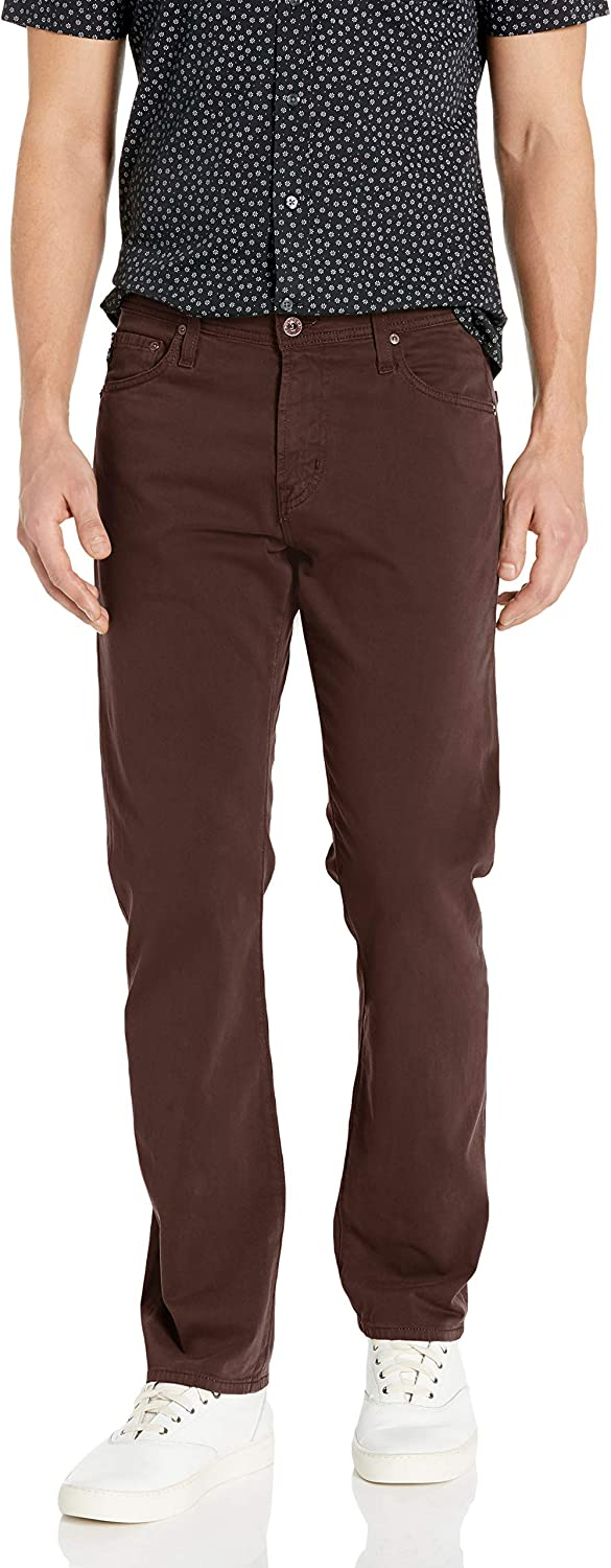 AG Adriano Goldschmied Men's The Graduate Tailored Leg Sateen Pant
