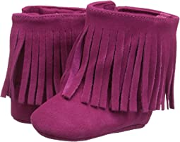 Baby Deer - Soft Sole Fringe Boot (Infant)