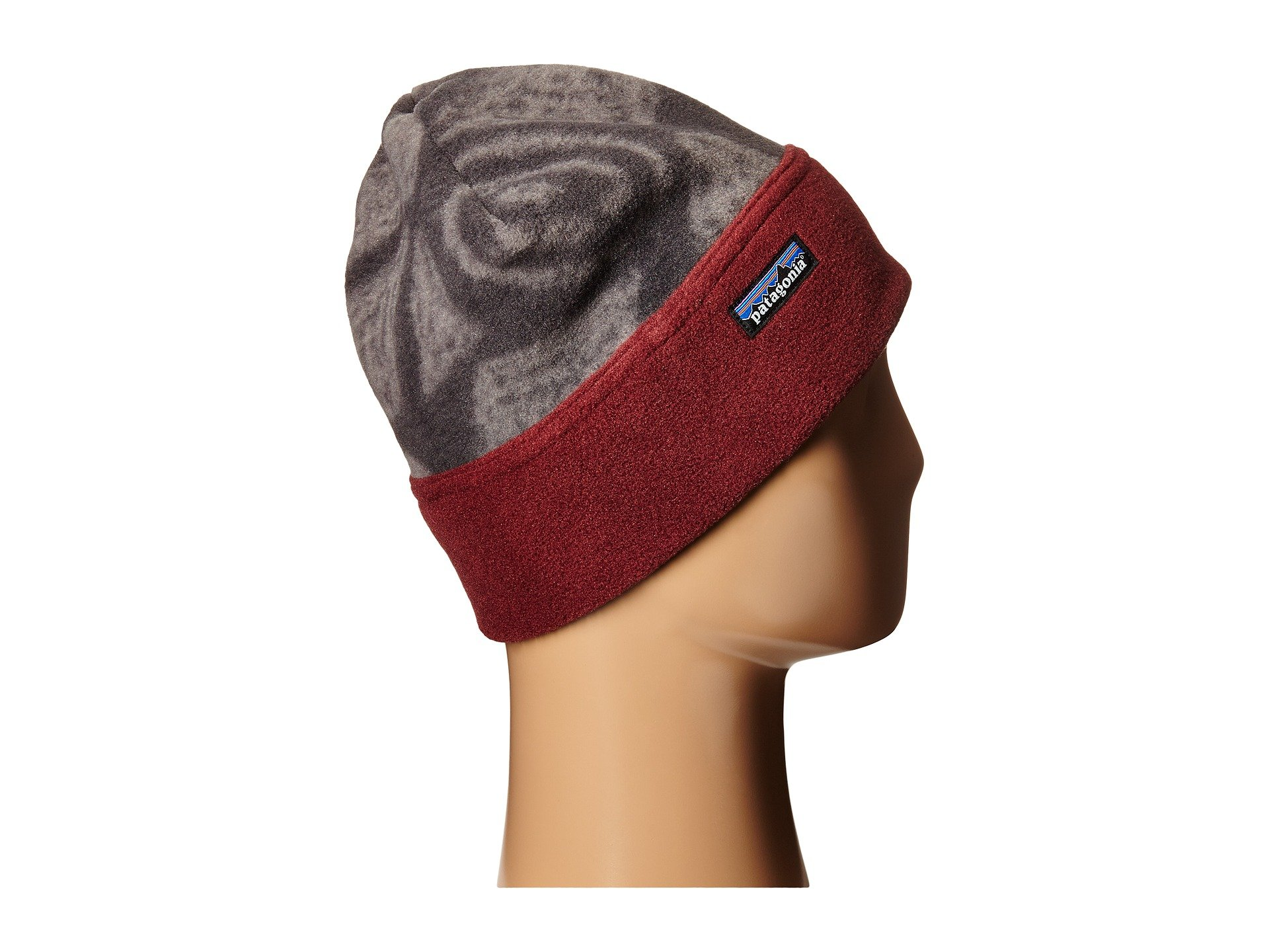 Shop Patagonia Synch Alpine Hat In Shale Forge Grey c5e876efa9c