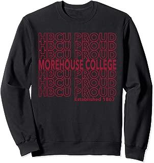 HBCU Proud Thank you Design Morehouse Sweatshirt