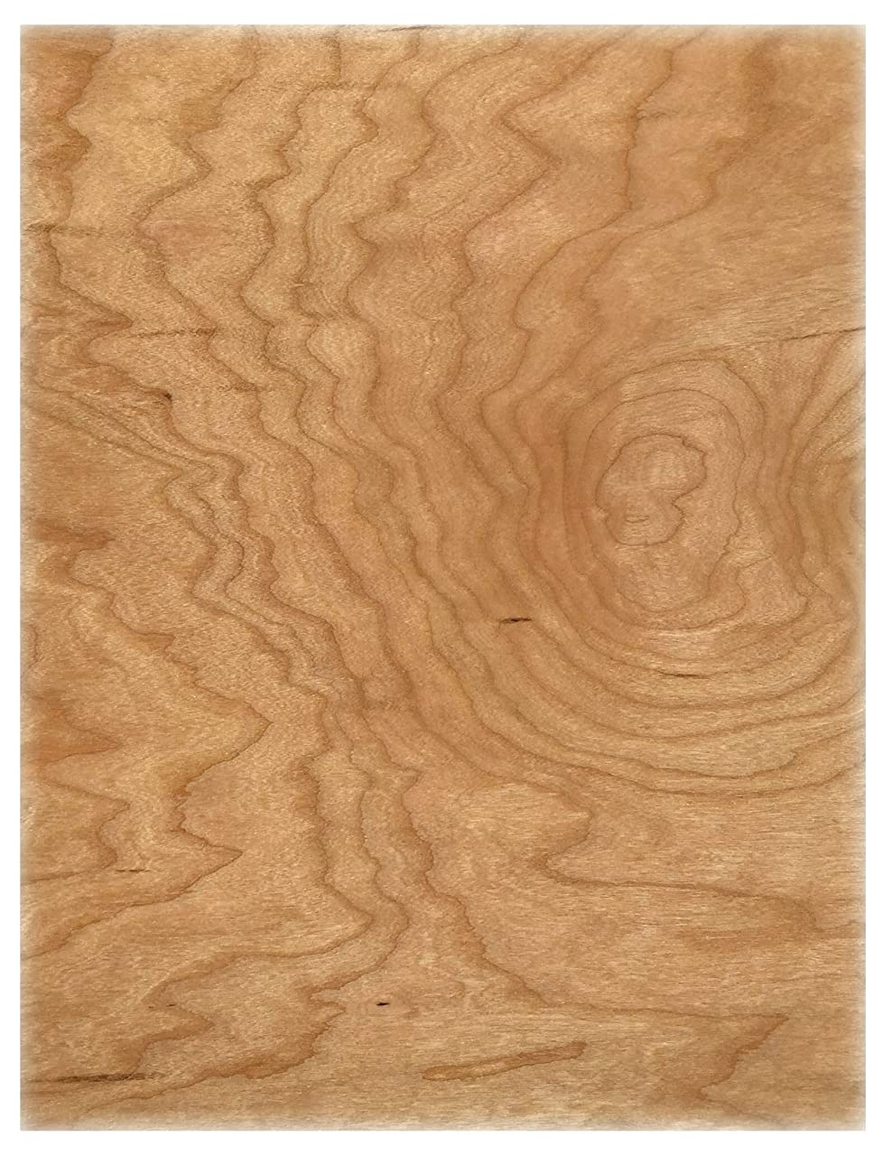 Cherry Wood Veneer Paper from Cardstock Warehouse 8.5
