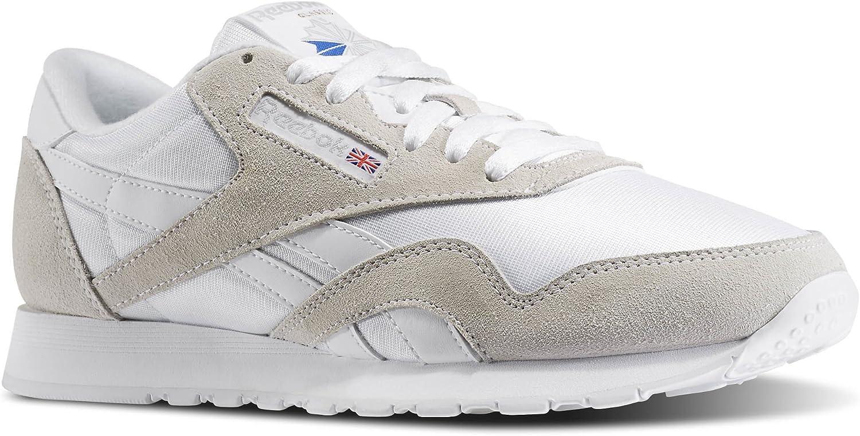 Reebok Classic Nylon, Men Low-Top Sneakers