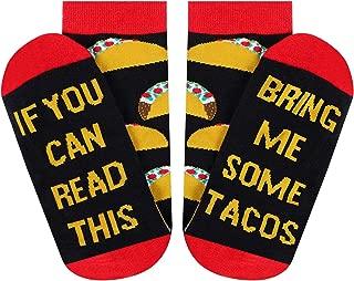 Best taco socks kids Reviews
