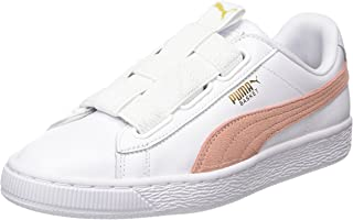 PUMA Basket Maze Womens Sneakers White