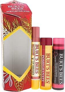 Burt's Bees Mistletoe Kiss Kit for Unisex