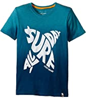 Lucky Brand Kids - All Day Surf Tee (Big Kids)