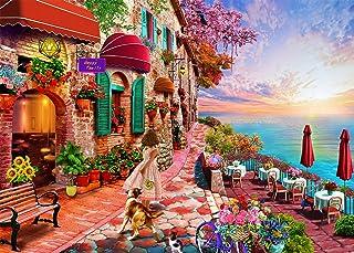 "HUADADA 1000 Piece Jigsaw Puzzles, Morning Blossom 27.6""x 19.7"" Jigsaw Puzzles for Adults 1000 Pieces Jigsaw Puzzle"
