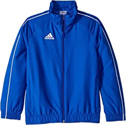 adidas Kids - Core 18 Jacket (Little Kids/Big Kids)