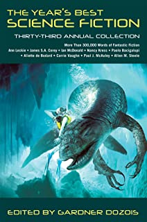 YEAR'S BEST SF #33 (Year's Best Science Fiction)