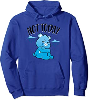 Care Bears: Unlock the Magic Grumpy Bear Not Today Pullover Hoodie