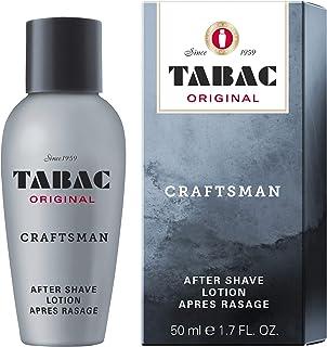 Tabac® Original Craftsman I po goleniu balsam po goleniu – ożywia, chłodzi i odświeża – uspokaja skórę po goleniu, 50 ml S...