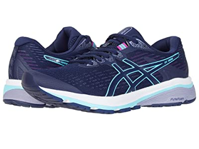 ASICS GT-1000 8 (Peacoat/Ice Mint) Women