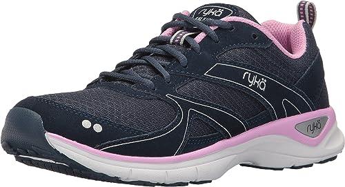 Ryka Wohommes Raleigh Walking chaussures, bleu Lavendar argent, 6 M US