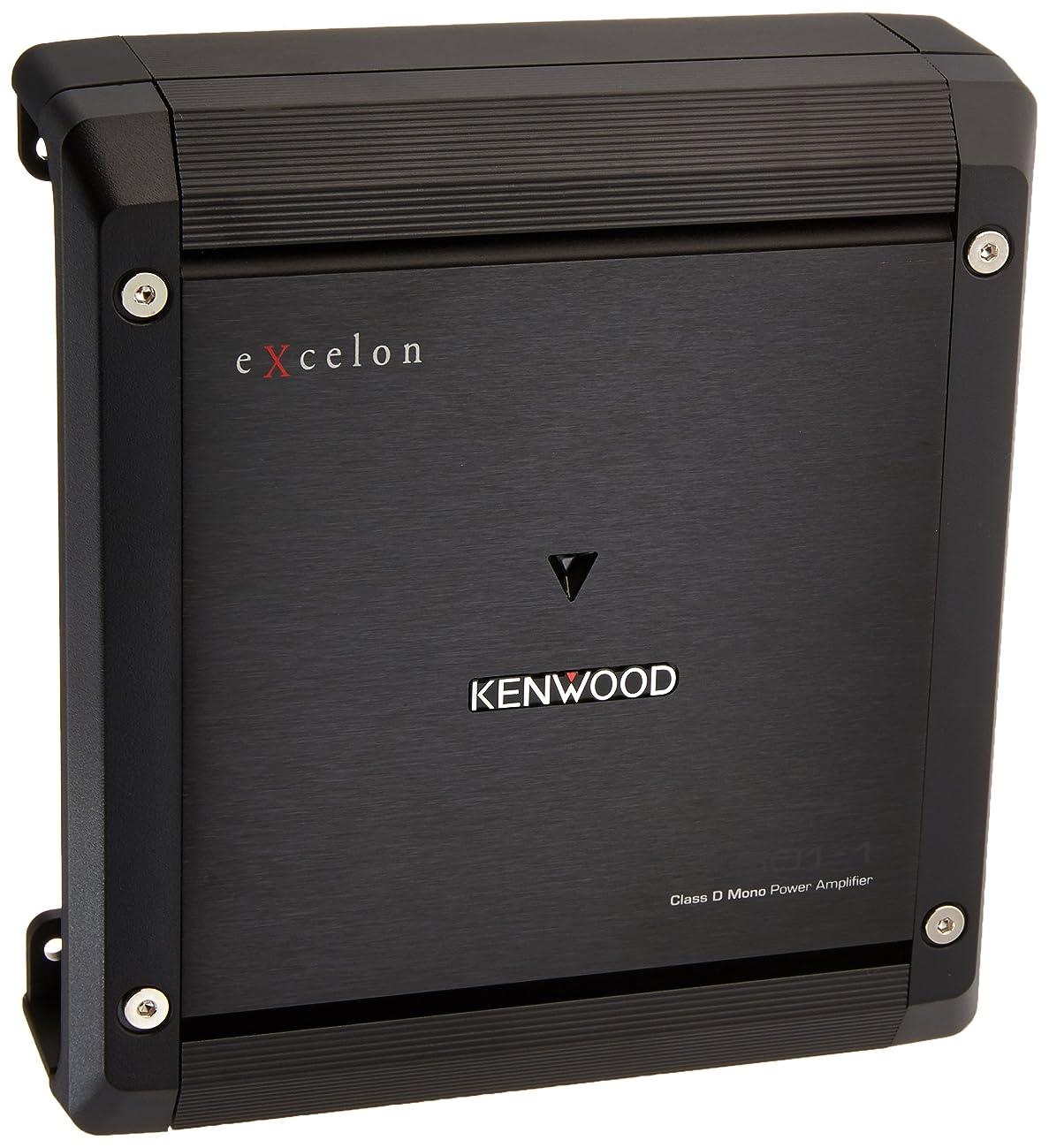 Kenwood Excelon X501-1 Class D Mono Power Amplifier