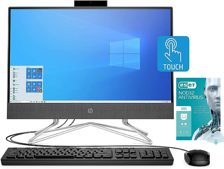 2021 HP 22 All-in-One Desktop Computer 21.5