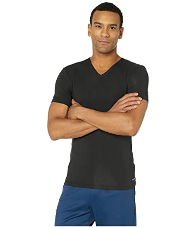 Calvin Klein Underwear Ultra Soft Modal Short Sleeve V-Neck T-Shirt Men
