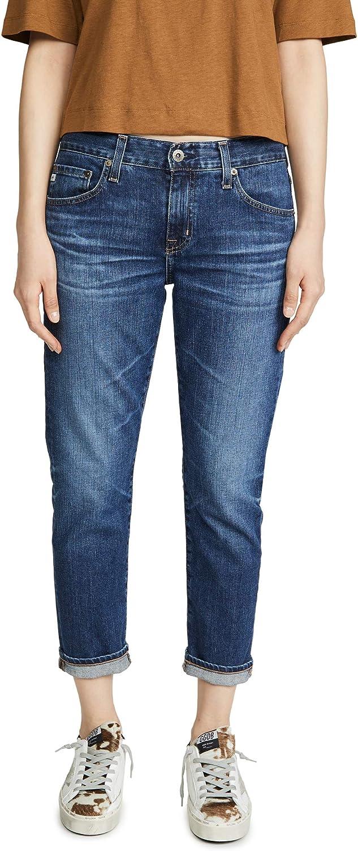 AG Adriano Goldschmied Women's The Ex-Boyfriend Slouchy Slim Leg Jean