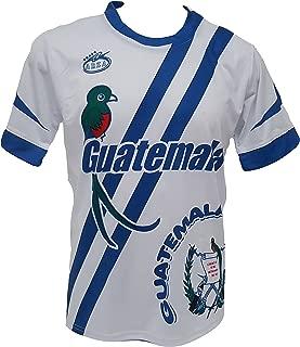 Arza Sports Guatemala Men's Soccer Jersey