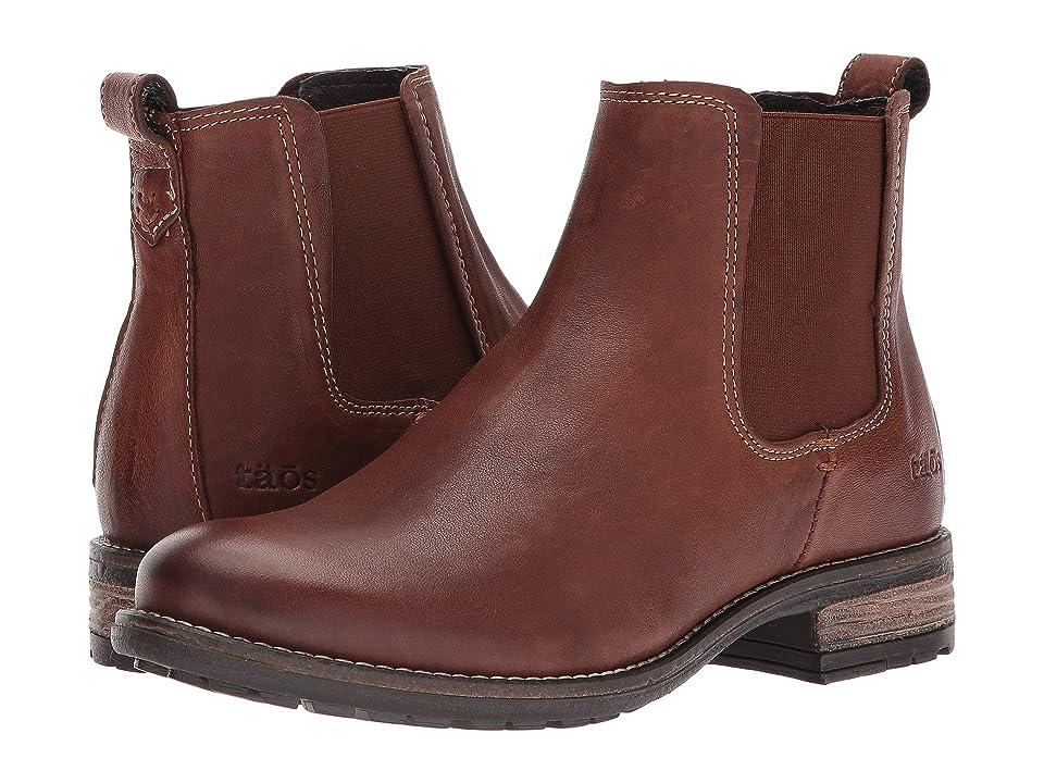 Taos Footwear Twinnie (Cognac) Women