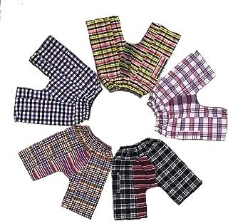 Children Toddler Kids Short Pants Vintage Boho Hippy Harem Loincloth,3 Piere Random Color
