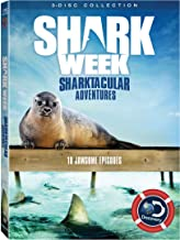 Shark Week: Sharktacular Adven