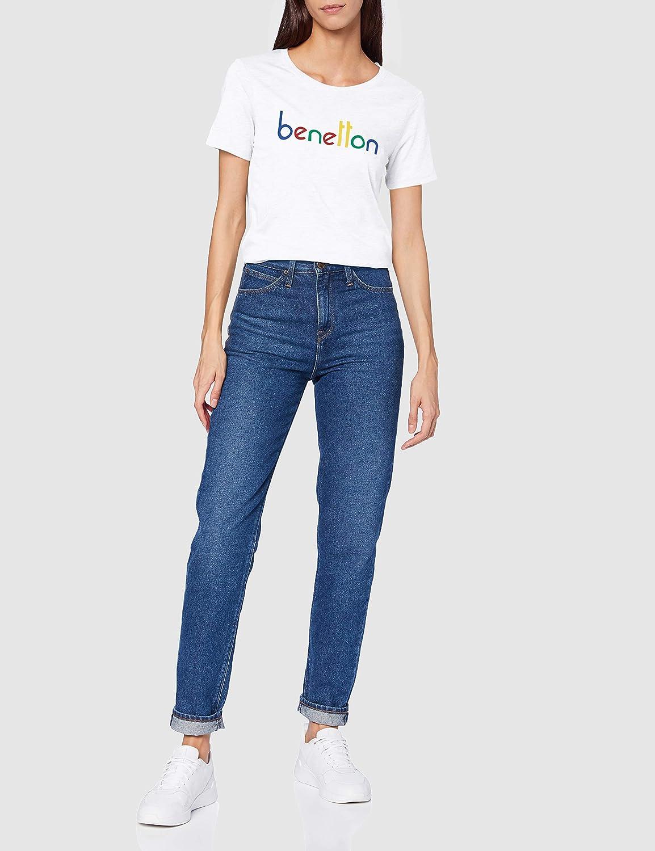 United Colors of Benetton T-Shirt Camiseta para Mujer