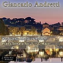 Mozart: Piano Sonata No. 1 in C Major, K. 279