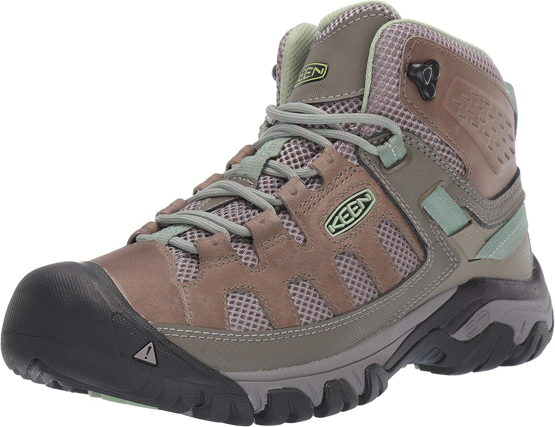 KEEN Women's OFFicial shop Targhee Vent Discount is also underway Boot Mid Hiking