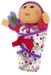 RARE LIMITED EDITION 2016 Cabbage Patch Kids Lil' Swaddlers Style #3