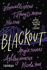 Blackout: O amor também brilha no escuro (Portuguese Edition) Format Kindle