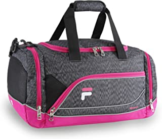 Sprinter Small Duffel Gym Sports Bag, Static Pink, One Size