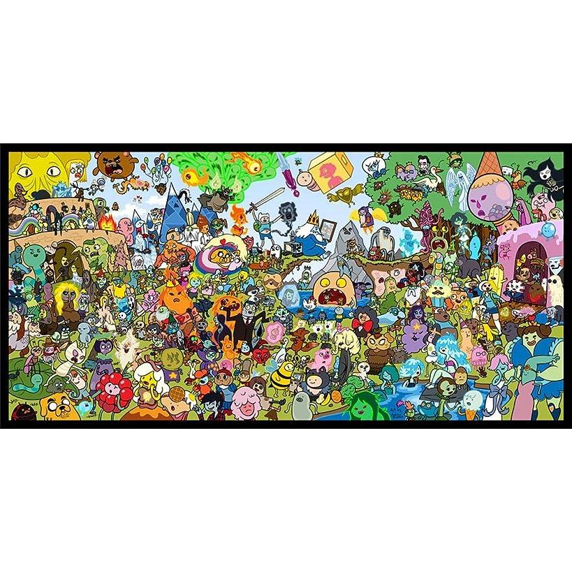 Adventure Time 28x14 Cartoon TV Series ArtPrint Poster 11C