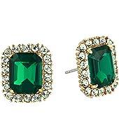Kate Spade New York - Bright Ideas Emerald Studs