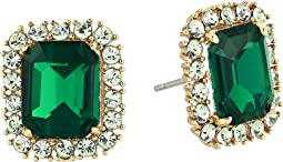 Bright Ideas Emerald Studs