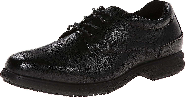 Nunn Bush Men's NEW Sherman Slip-Resistant Sneaker Oxford Shoe Work Oklahoma City Mall