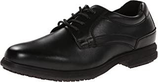 Nunn Bush Men's Sherman Slip-Resistant Work Shoe Oxford Sneaker