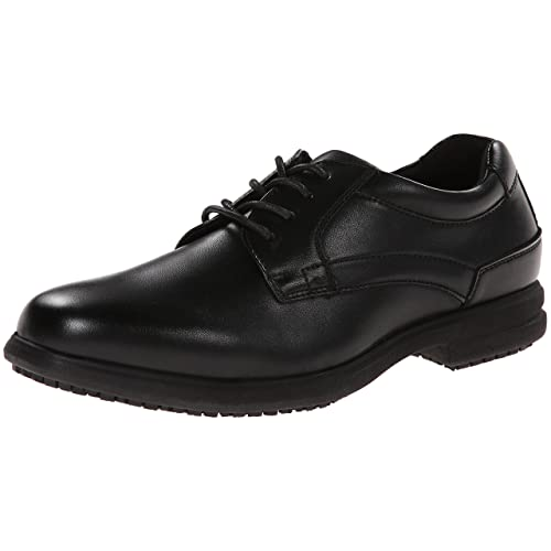 My dad has these and they look sharp on him | Men's shoes in