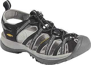 Whisper Black/Neutral Gray Womens Sport Sandals Size 8M