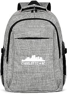 I Love NY New York Heart Travel Laptop Backpack for Men Women