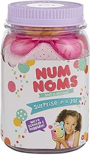 Num Noms Surprise in A Jar Wildberry Freezie Collectible Plush, Multicolor